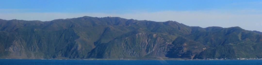 Owhiro Bay Quarry, Wellington