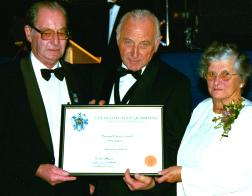 2002 - Honorary Fellow