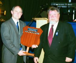 2002 - AJ & RJ Loader Sponsors Shield