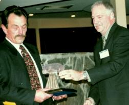 2003 - Winstone Safety Award