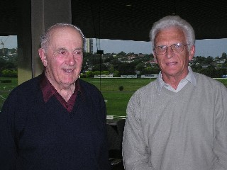 Wally Yelavich & Ivan Swain