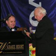 Brian Bouzaid secures 2004 Lyn Jordan Memorial Award