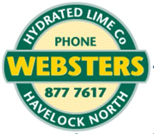 Websters Hydrated Lime